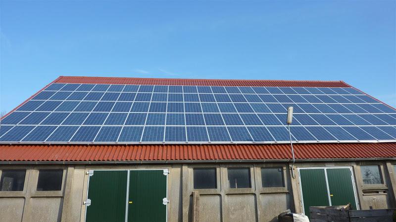 Energiereductie zonnepanelen